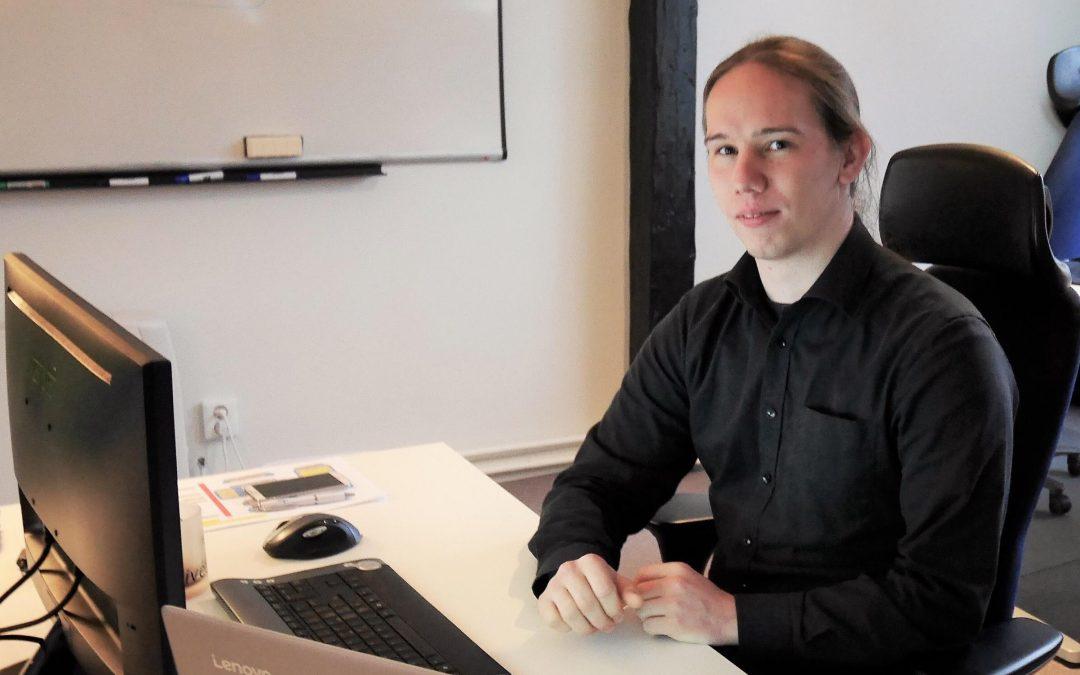 5 frågor till Mylocs nya utvecklare Carl-Henrik Laulaja