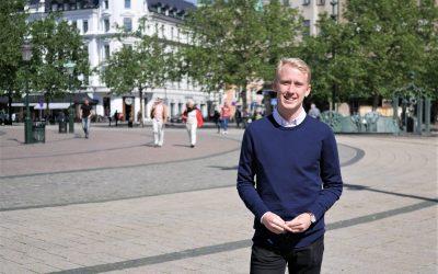 5 frågor till Daniel Nordh – ny medarbetare på Myloc