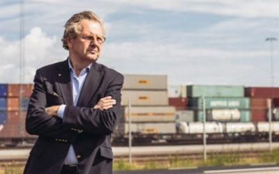 Paul Kleiby – Myloc är en skatt för företagens logistik