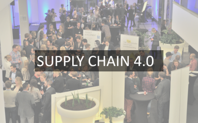 Myloc speaker at Supply Chain 4.0