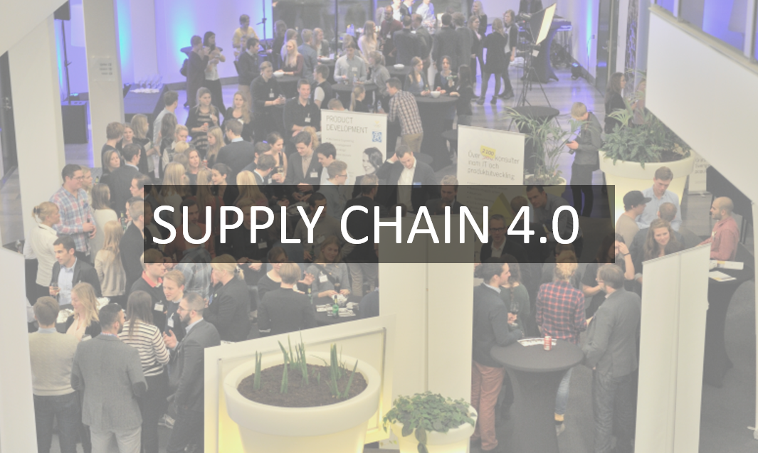 Myloc talare på Supply Chain 4.0