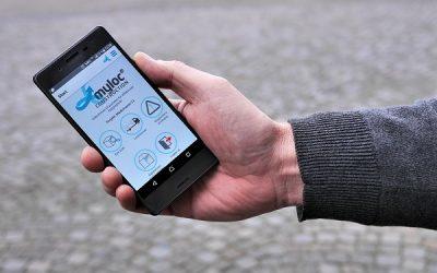 Nu lanseras vår app Myloc Construction Go