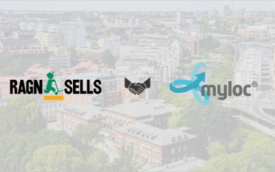 Ragn-Sells väljer Myloc Logistics logistiklösningar för  effektivare samordnad distribution