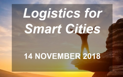 Inspirationsdagen Logistics for Smart Cities – plan, build, live
