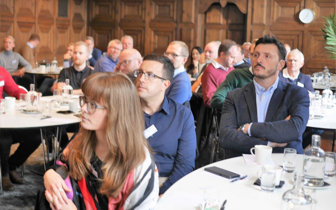 Logistics for Smart Cities – pictures from the event in Malmö