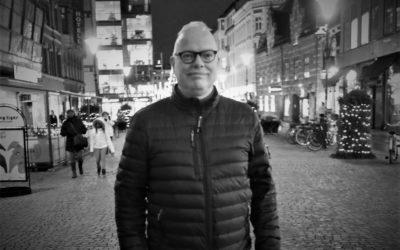Funderingar kring effektiviteten i svenskt byggande under en kvällspromenad Nobelkvällen 2018