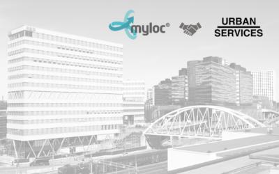Urban Services utvecklar sina logistikprocesser och systemstöd