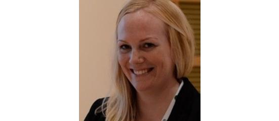 Anita Topdal, projektledare Helse Bergen HF, en av föreläsarna på Mylocs inspirationsdag