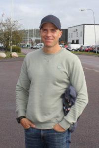 Joakim Carlsson kungsbacka samordnad varudistribution