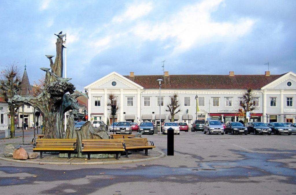Hur fungerar samordnad varudistribution i Kungsbacka kommun?