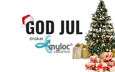 God Jul från oss på Myloc!